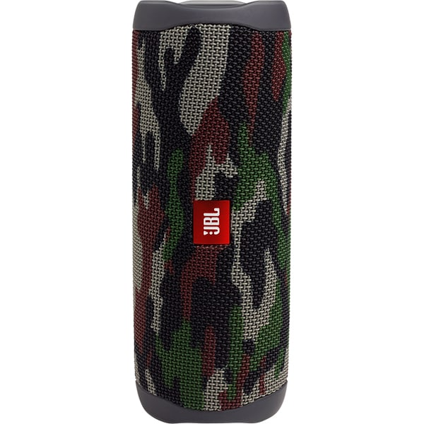 Boxa portabila JBL Flip 5, Bluetooth, PartyBoost, Waterproof, camuflaj