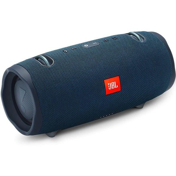 Boxa portabila JBL Xtreme 2, Bluetooth, 40W, Powerbank, Bass Radiator, Waterproof, albastru