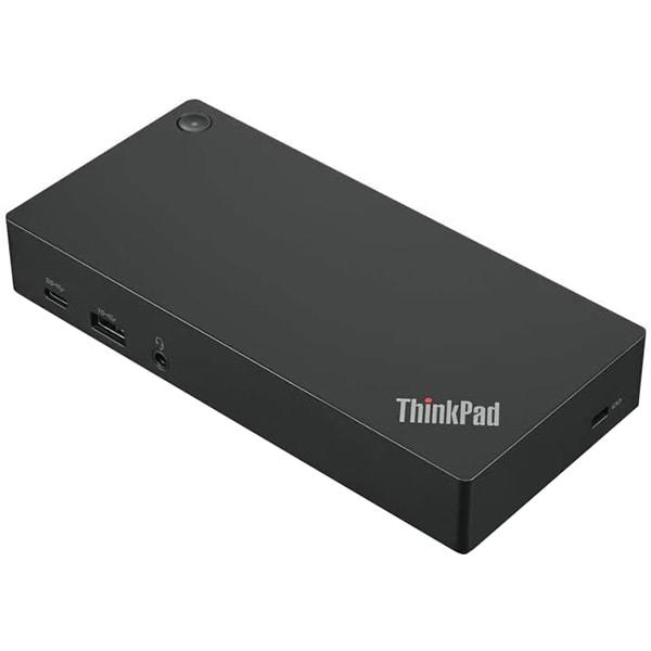 Docking station LENOVO ThinkPad Dock Gen 2, USB-C, 90W, negru