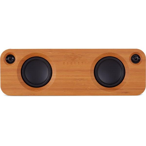 Boxa portabila MARLEY Get Together, EM-JA006-SB, Bluetooth, Sunet 360, negru