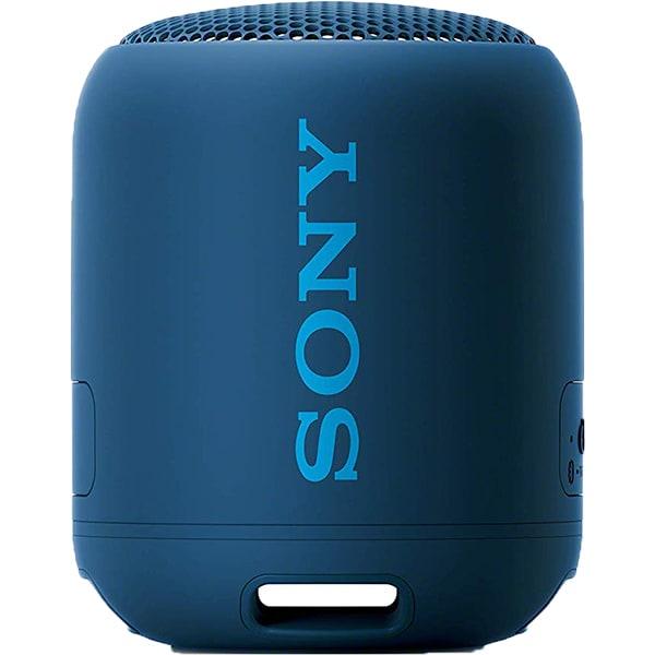Boxa portabila SONY SRS-XB12, Bluetooth, Wireless, Extra Bass, Waterproof, albastru