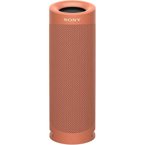 Boxa portabila SONY SRS-XB23, EXTRA BASS, Bluetooth, Wireless, Party Connect, Waterproof, rosu