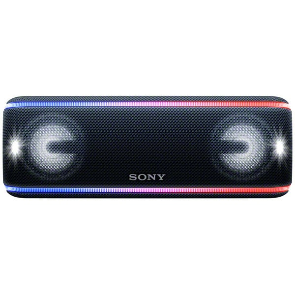 Boxa portabila SONY SRS-XB41B, Bluetooth, NFC, Wireless, EXTRA BASS, Party Booster, Waterproof, negru