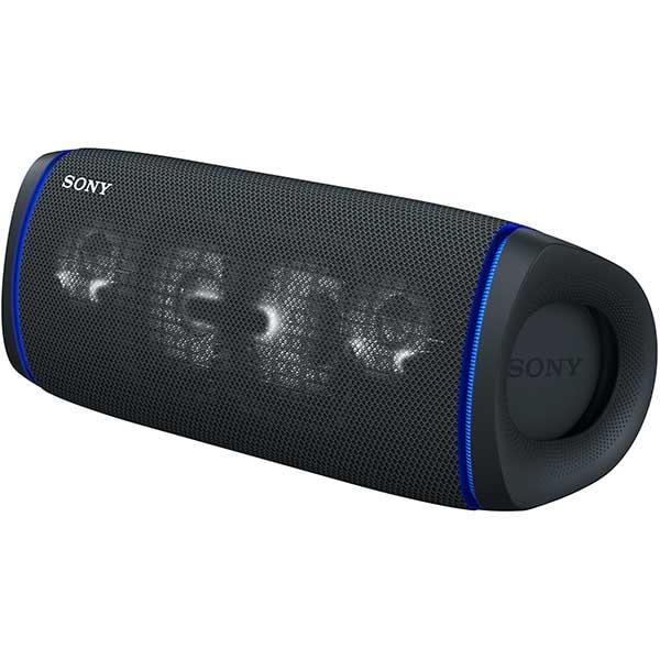 Boxa portabila SONY SRS-XB43, EXTRA BASS, Bluetooth, Wireless, Party Connect, Waterproof, Powerbank, negru