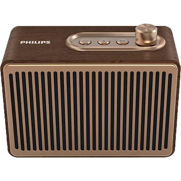 Boxa portabila PHILIPS TAVS300/00, Bluetooth, maro