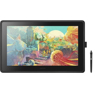 Tableta grafica WACOM Cintiq 22, negru