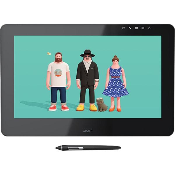 Tableta grafica WACOM Cintiq Pro 16 UHD DTH-1620A, negru