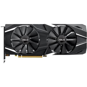Placa video ASUS NVIDIA GeForce RTX 2070 DUAL A8G, 8GB GDDR6, 256bit, DUAL-RTX2070-A8G