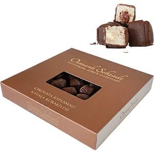 Prajituri cu migdale invelite in ciocolata neagra SEHZADE, 350g