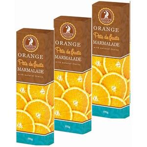 Marmelada portocale Pate de Fruit SHOUDE, 192g, 3 bucati