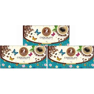 Ciocolata neagra cu cafea SHOUDE Clutch, 70g, 3 bucati