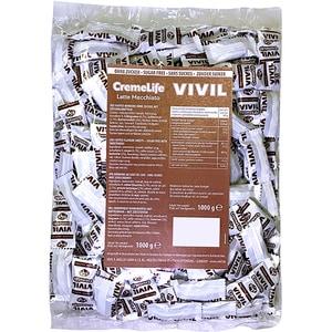 Drajeuri VIVIL Creme Life latte macchiato fara zahar, 1kg