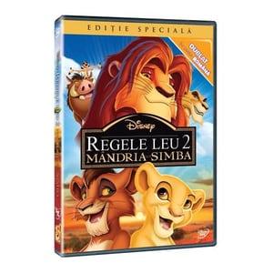 Regele Leu 2 - Mandria lui Simba DVD