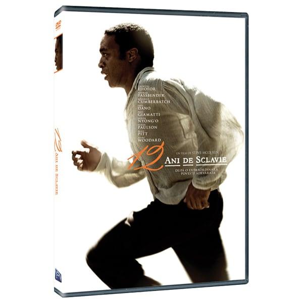 12 ani de sclavie DVD