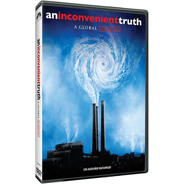 Un adevar incomod DVD