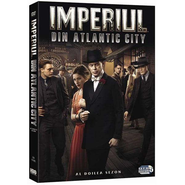Imperiul din Atlantic City - Al doilea sezon DVD