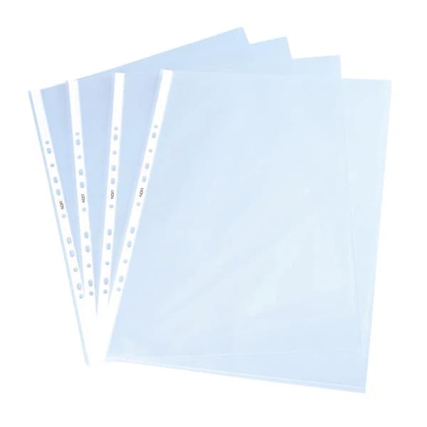 Folii protectie documente NOKI, A4, 25 bucati