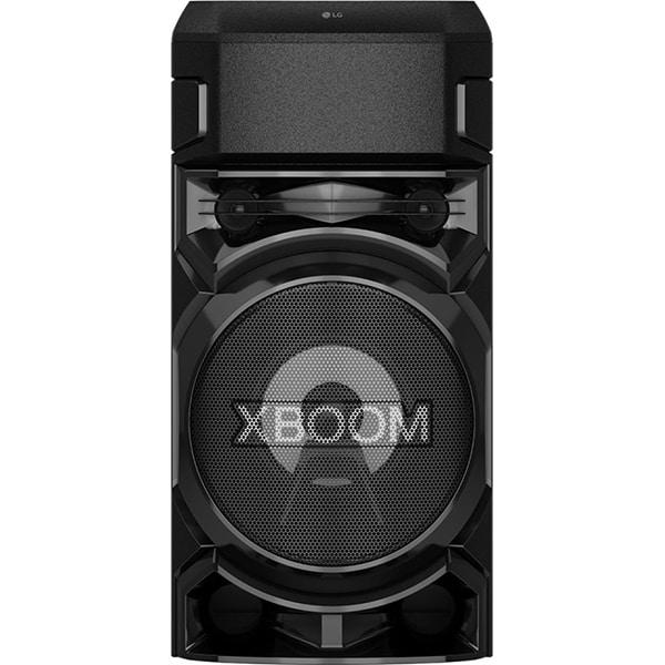 Sistem audio LG XBOOM RN5, Bluetooth, FM, Karaoke, negru