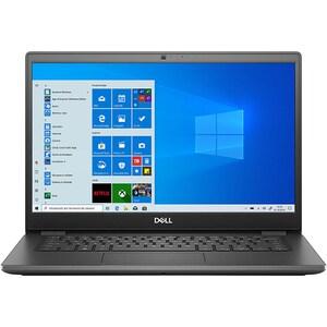"""Laptop DELL Latitude 3410, Intel Core i5-10210U pana la 4.2GHz, 14"""" Full HD, 8GB, SSD 256GB, Intel UHD Graphics, Windows 10 Pro, negru"""