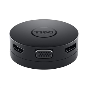 Docking station DELL DA300, USB-C, negru