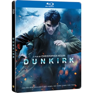 Dunkirk Blu-ray Steelbook