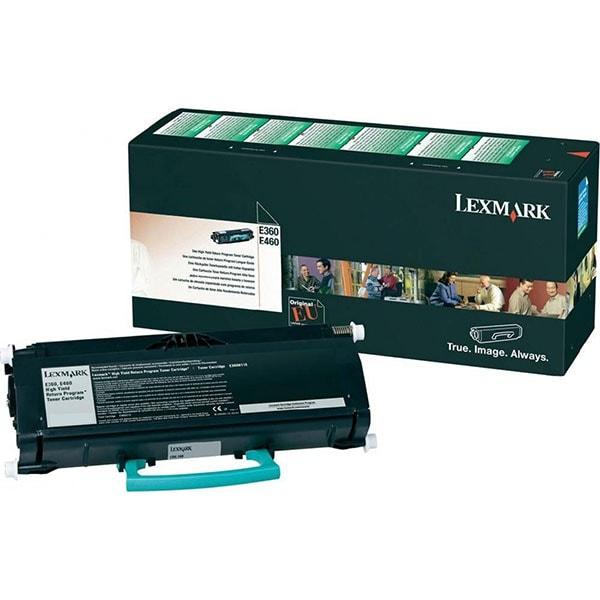 Toner LEXMARK E360H31E Corporate, negru