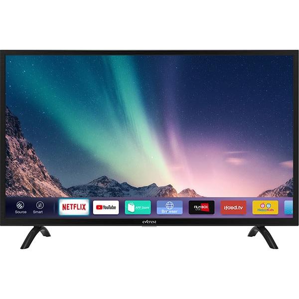 Televizor LED Smart EVEREST E40TD1290S, Full HD, 101 cm