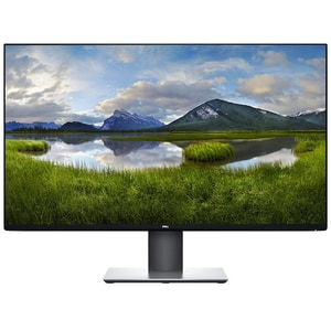 "Monitor LED IPS DELL UltraSharp U3219Q, 31.5"", Ultra HD 4K, negru-argintiu"