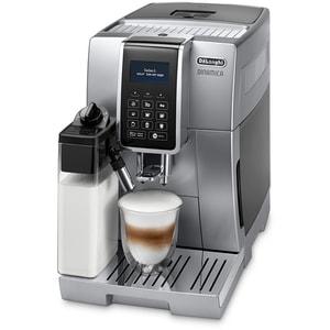 Espressor automat DE LONGHI Dinamica ECAM 350.75.S, 1.8l, 1450W, 15 bar, argintiu-negru
