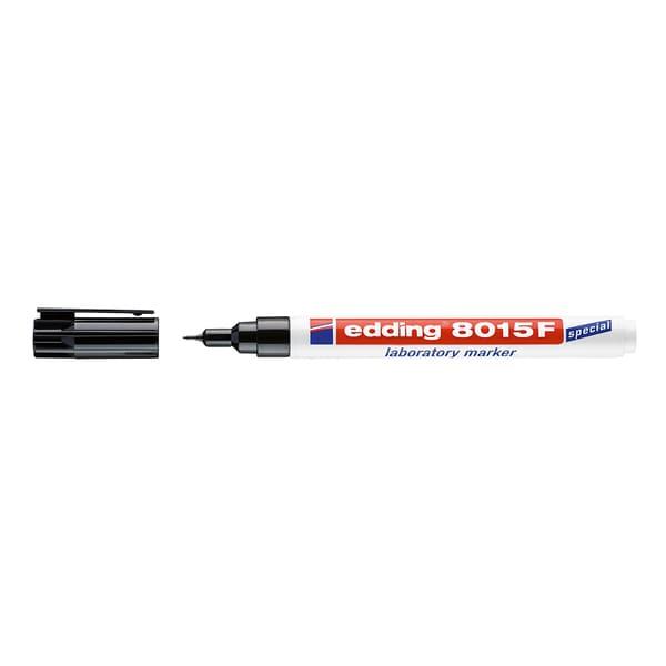 Marker pentru laborator EDDING 8015, 0.75 mm, negru