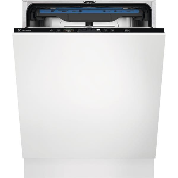 Masina de spalat vase incorporabila ELECTROLUX EES848200L, 14 seturi, 8 programe, Clasa E, negru