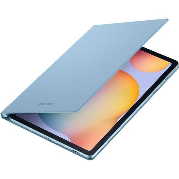Husa Book Cover pentru SAMSUNG Galaxy Tab S6 Lite, EF-BP610PLEGEU, albastru