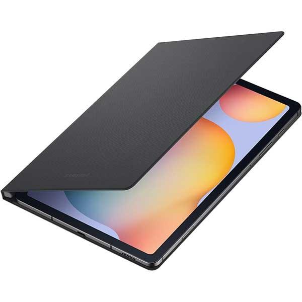 Husa Book Cover pentru SAMSUNG Galaxy Tab S6 Lite, EF-BP610PPEGEU, gri