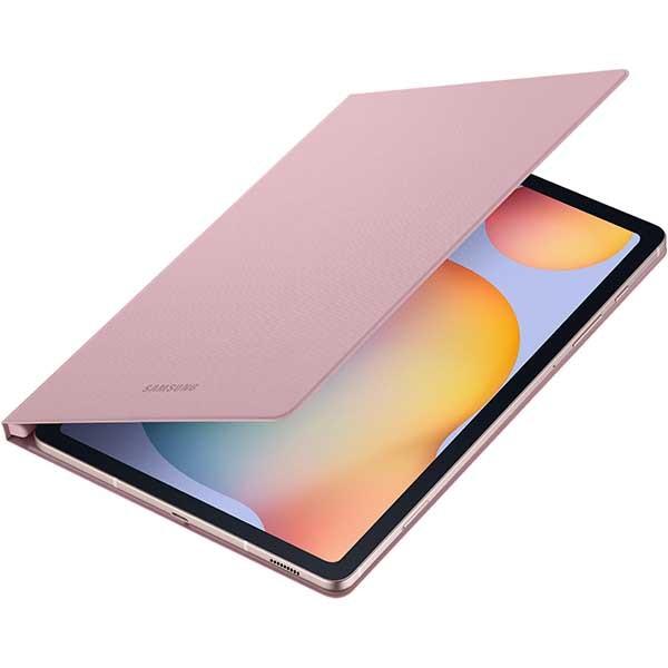 Husa Book Cover pentru SAMSUNG Galaxy Tab S6 Lite, EF-BP610PPEGEU, roz