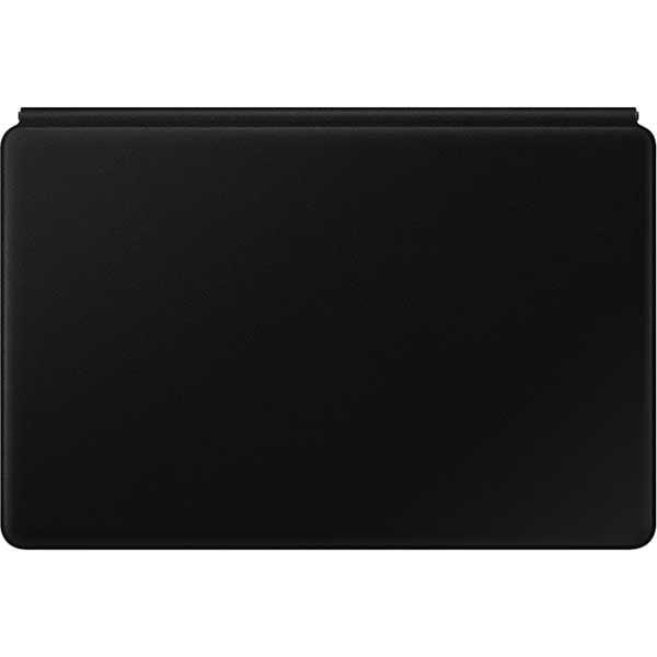 Husa cu tastatura SAMSUNG Keyboard Cover pentru Galaxy Tab S7, EF-DT870UBEGEU, negru