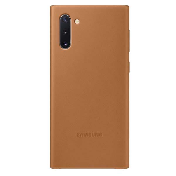 Carcasa pentru SAMSUNG Galaxy Note 10, EF-VN970LAEGWW, maro