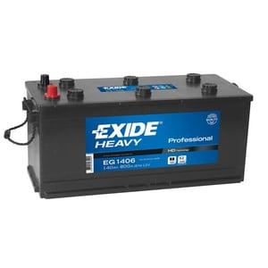 Baterie auto EXIDE Professional, 12V, 140Ah, 800A