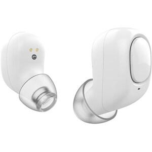 Casti ELARI EarDrops, True Wireless Bluetooth, In-Ear, Microfon, Noise Cancelling, alb