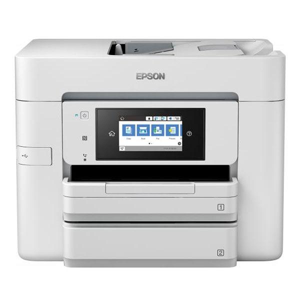 Multifunctional inkjet color EPSON WF-4745, A4, USB, Retea, Wi-Fi, Fax