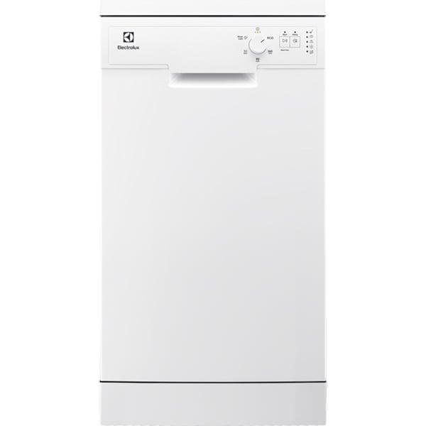 Masina de spalat vase independenta ELECTROLUX ESA12100SW, 9 seturi, 5 programe, Clasa F, alb