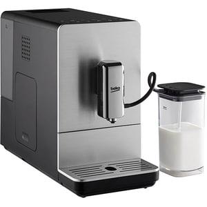 Espressor automat BEKO CEG5331X, 1.5l, 1350W, 19 bar, argintiu-negru