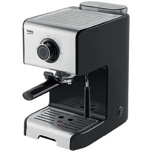 Espressor manual BEKO CEP5152B, 1.2l, 1200W, 15 bar, negru-argintiu