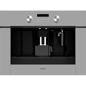 Espressor automat incorporabil TEKA CLC 855 GM SM, 1.8l, 1350W, steam gray