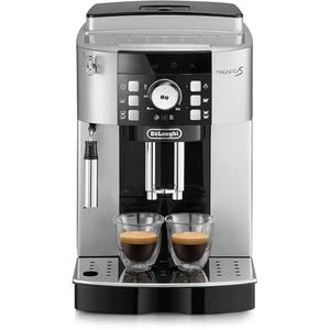 Espressor automat DE LONGHI Magnifica S ECAM 21.117.SB, 1.8l, 1450W, 15 bar, argintiu-negru