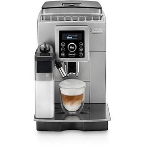 Espressor automat DE LONGHI LatteCrema System ECAM 23.460.SB, 1.8l, 1450W, 15 bar, argintiu