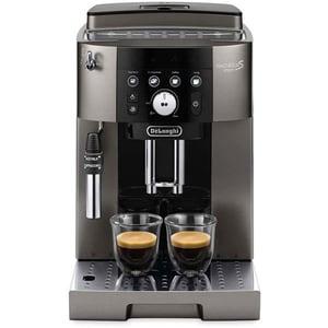 Espressor automat DE LONGHI Magnifica S Smart ECAM250.33.TB, 1.8l, 1450W, 15 bar, gri inchis