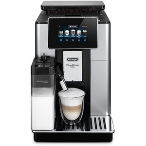 Espressor automat DE LONGHI Primadonna Soul ECAM610.55.SB, 2.2l, 1450W, 19 bar, negru-argintiu