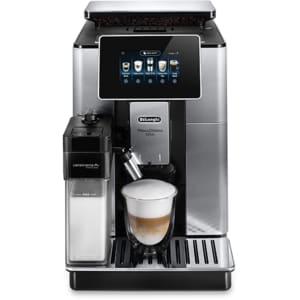 Espressor automat DE LONGHI PrimaDonna Soul ECAM610.74.MB, 2.2l, 1450W, 19 bar, argintiu-negru