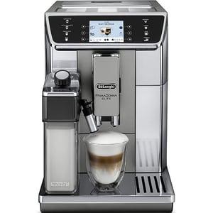 Espressor automat DE LONGHI PrimaDonna Elite ECAM 650.55.MS, 2l, 1450W, 19 bar, argintiu