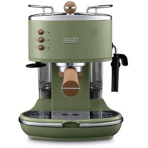 Espressor manual DE LONGHI Icona Vintage ECOV 311.GR, 1.4l, 1100W, verde